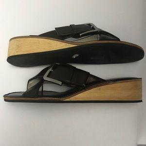 New Jil Sander sandals Size 6.5
